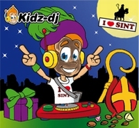 Kidz-DJ - I love Sint  CD