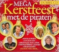 Kerst met de piraten  2CD