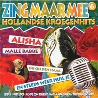 Zing maar mee - De Hollandse kroegenhits (6)  CD