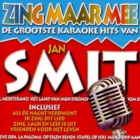 Zing maar mee - Jan Smit  CD