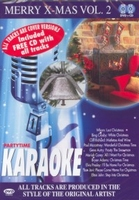 Party Time Karaoke - Merry Christmas vol.2  DVD