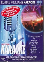 Party Time Karaoke - Robbie Williams  DVD